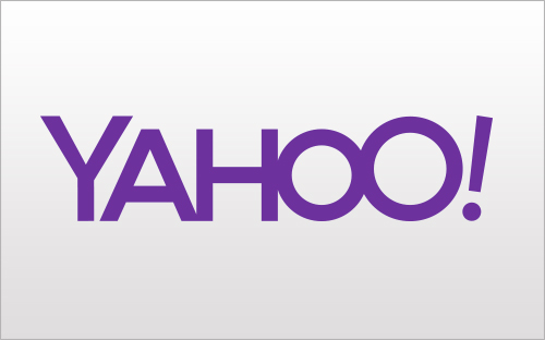 yahoo yeni logosu