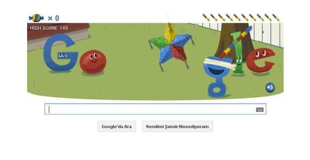 Google 15 Yaşına Girdi