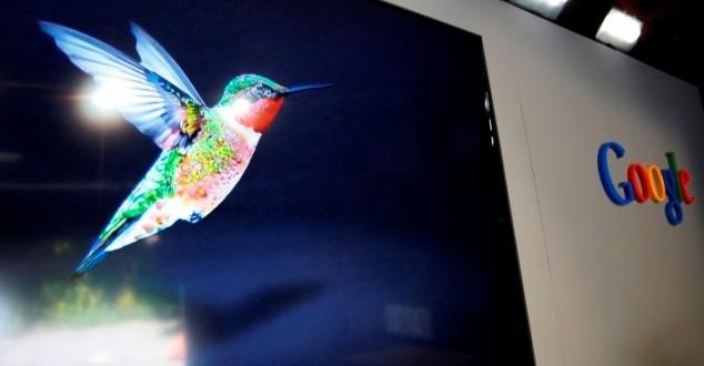 Google'ın Yeni Arama Algoritması Hummingbird