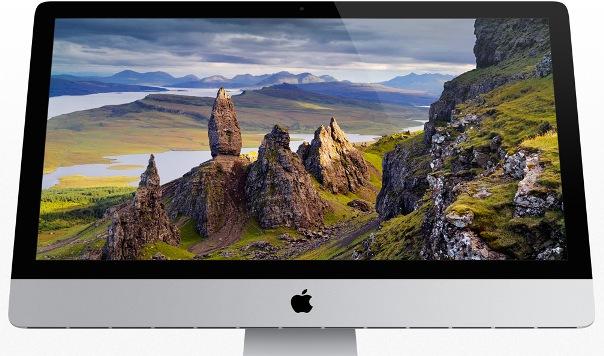 yeni apple imac