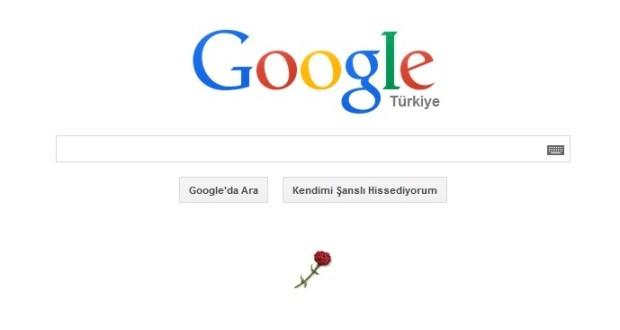 Google 10 Kasım'ı Unutmadı