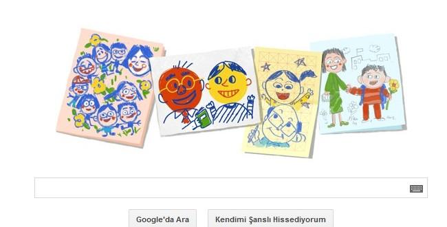 Google Öğretmenler Günü'ne Özel Tasarım Yaptı