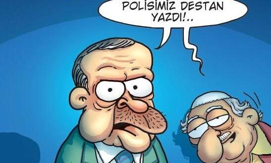 AKP ve Gülen Cemaati Rekabetinden Sosyal Medyaya Yansıyanlar