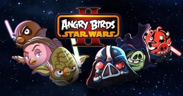 Efsane Oyun Angry Birds Star Wars II'yi Ücretsiz İndir