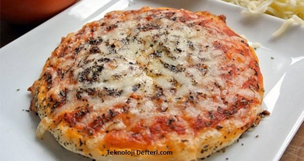 3 Boyutlu Pizza Yazabilen Yazıcı Çıktı!
