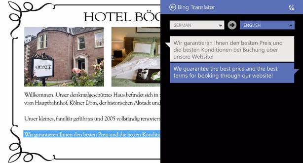 Bing Translator İle Çeviri Keyfi