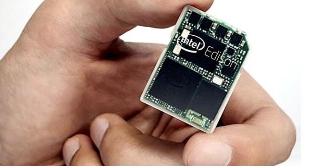 Intel'in Edison Bilgisayarı