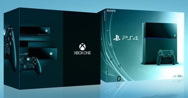 PlayStation 4 Xbox One'ı Ezdi