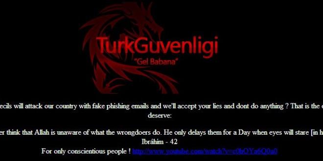 Suriye Elektronik Ordusu'na Türk Hacker Darbesi