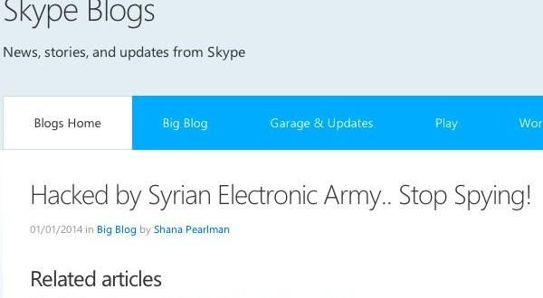Skype Hack Şoku İle Güne Merhaba Dedi