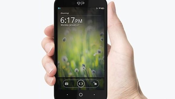 Çift İşletim Sistemli Geeksphone