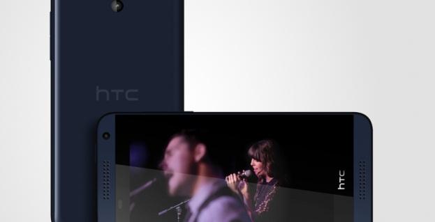 HTC Desire 816 Görücüye Çıktı