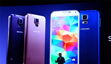 galaxy s5 renkleri