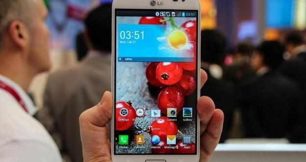 LG G Pro 2 Bugün Tanıtıldı