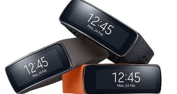 Samsung Gear Fit Nedir?