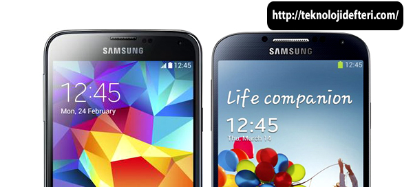 Test: Samsung Galaxy S5 ile Galaxy S4 [VİDEO]