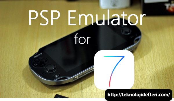 ios7-PSP-Emulator