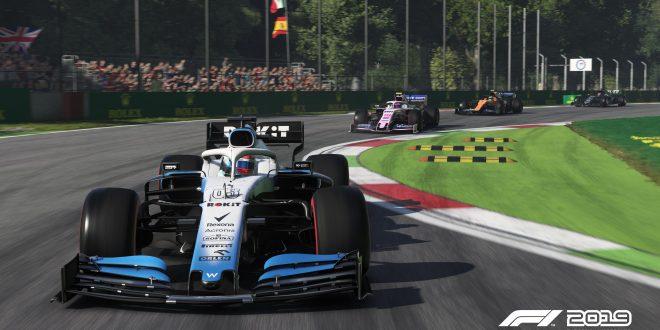 F1 2019, Steam Üzerinden Ücretsiz Denemeye Açıldı