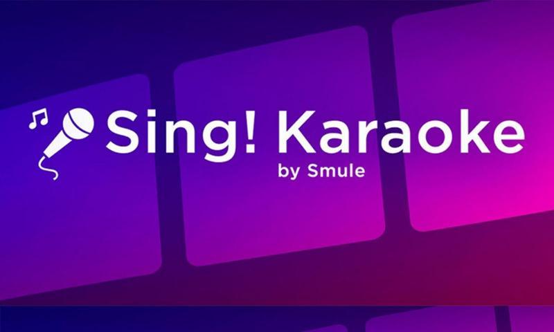Smule - Sosyal Şarkı Söyleme Uygulaması