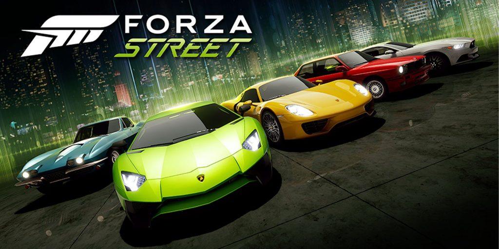 Forza Street Oyunu Android