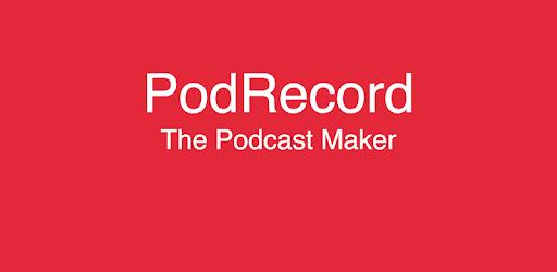 PodRecord Podcast Kaydetme