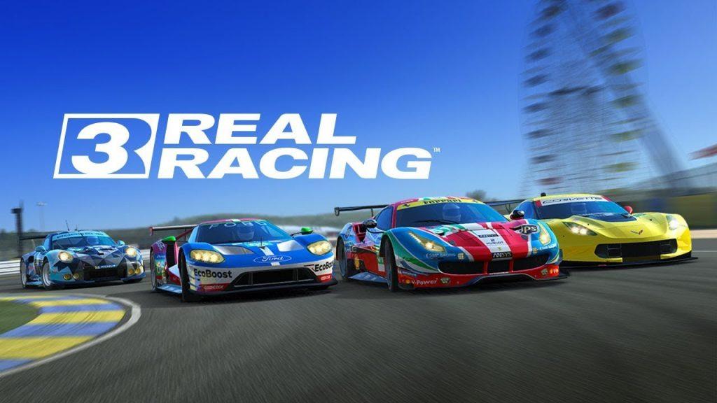 Real Racing 3 Google Play Store Yarış Oyunu