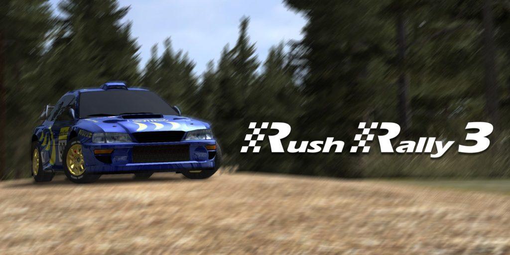 Rush Rally 3 Ralli Yarışı