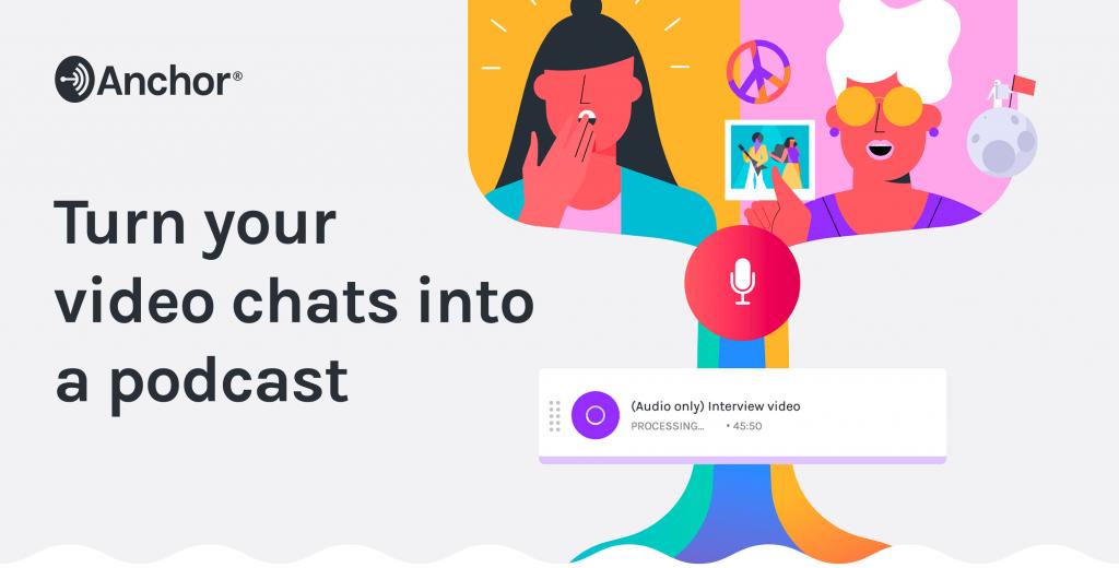 Video Konferans Görüşmeleri Nasıl Podcast Kaydına Çevrilir?