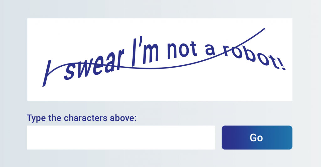 CAPTCHA Çeşitleri