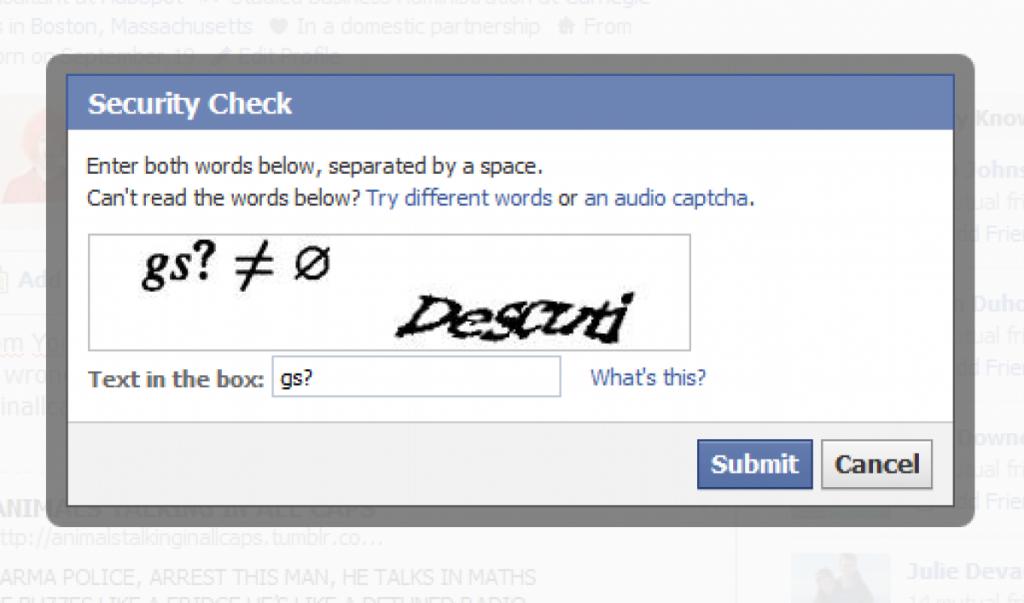 CAPTCHA Kodu