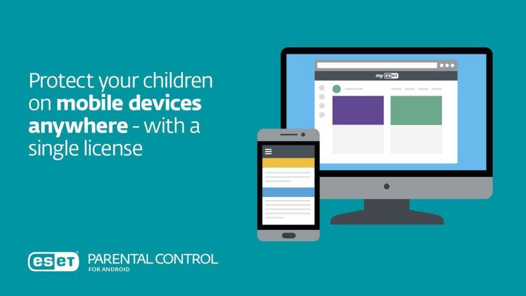 ESET Ebeveyn Kontrol Uygulaması
