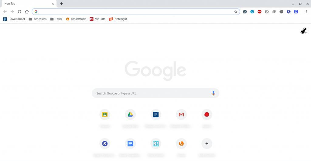 Google Chrome Sekme Sabitleme